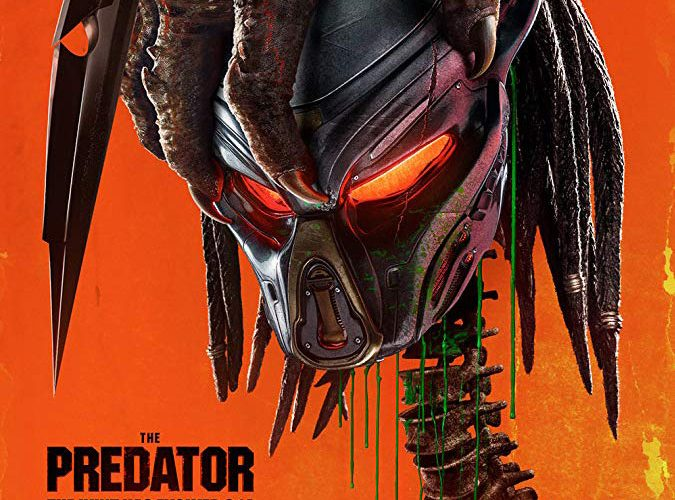 "9. Introduction of the 14th Japan-US simultaneous new film ""The Predator"" (SF · Thriller movie)"