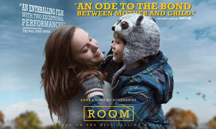 Movie 'Room (2015)' Synopsis and Comment Blog (Suspense · Human ...