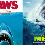 "I tried to compare shark Film ""The MEG (2018)"" and immortal masterpiece ""Jaws (1975)"""