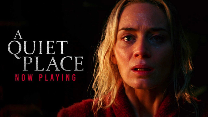 Horror movie 'A QUIET PLACE' impression and late half spoiler turn (This is a family story)