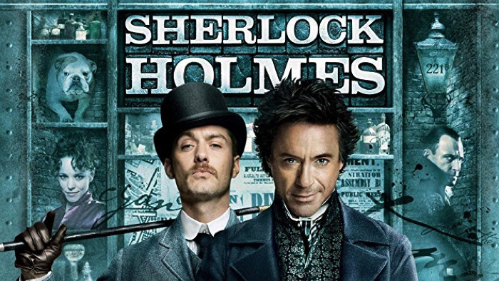 "Comparison of impression and original of movie ""Sherlock Holmes (2009)"""