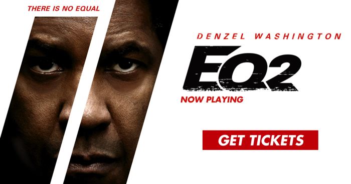 Movie 'The Equalizer 2' If you only know this! More
