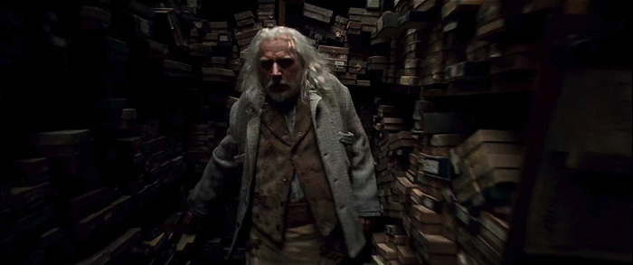 "Gregorovich from the movie ""Harry Potter and the Deathly Hallows - Part 1"""