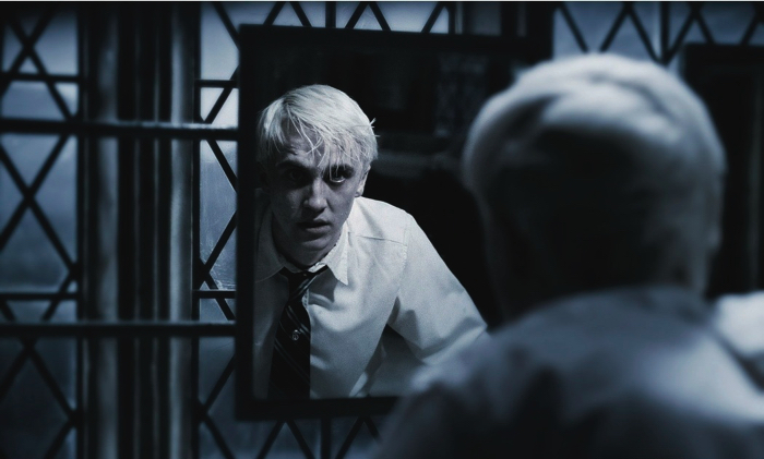"Draco Malfoy from the movie ""Harry Potter and the Half-Blood Prince"""