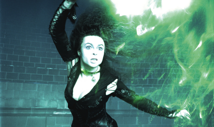 映画「Harry Potter and the Order of the Phoenix』より Bellatrix Lestrange