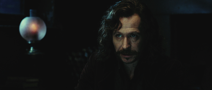 "Sirius Black from the movie ""Harry Potter and the Order of the Phoenix"""