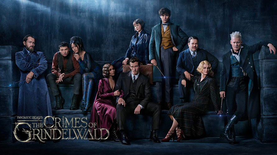 """Fantastic Beasts: The Crimes of Grindelwald"" Three trailers thoroughly analyzed · Number of hints visible"