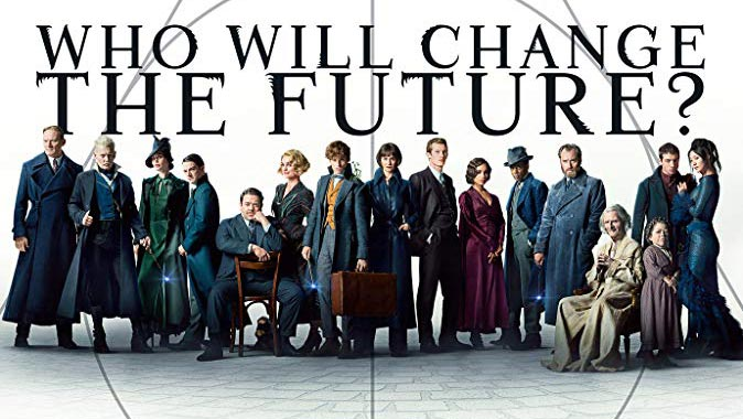 "Looking back from the cast ""Fantastic Beasts: The Crimes of Grindelwald"""