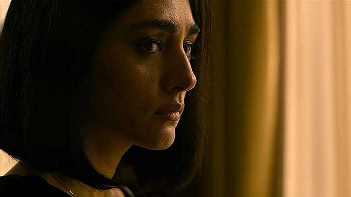 Nick Kahn, played by Gorsuch Farahani from the Netflix movie Tyler Lake: Recapture of Life